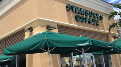 Photo of Coffee Shop Starbucks at 2519 E. Sunrise Blvd, Fort Lauderdale, FL 33304, United States