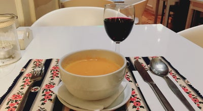Photo of Tea Room Madame Gertrude at Passeio De S. Lázaro, 44, Porto, Portugal