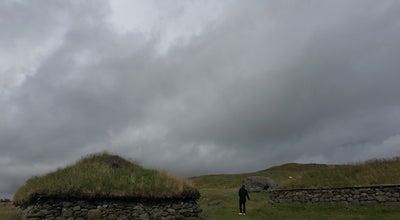 Photo of Historic Site Jernaldergården (Iron Age Farm) at Kartblad 1212iv, Stavanger 103 386, Norway