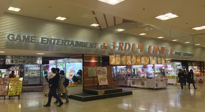 Photo of Arcade the 3rd Planet ピボット福島店 at 栄町1-1, 福島市 960-8031, Japan