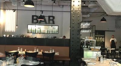 Photo of French Restaurant Usine at Södermalmsallén 36–38, Stockholm, Sweden