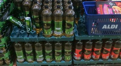 Photo of Supermarket Aldi at East Wall Rd, Dublin 3, Ireland