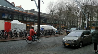 Photo of Shop and Service Burgemeester Loeffplein at Burgemeester Loeffplein, 's-Hertogenbosch, Netherlands