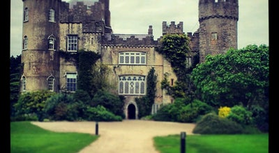 Photo of Castle Malahide Castle Co. Dublin at Back Road, Malahide, Ireland