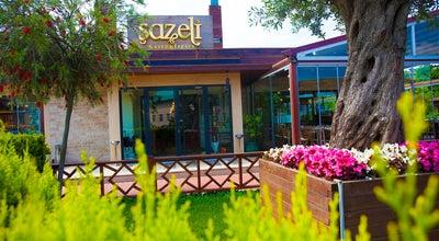 Photo of Cafe Şazeli at Emniyet Mah. Nurbaba Cad. No:27 Kısıklı, İstanbul, Turkey