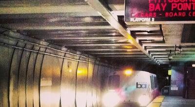 Photo of Subway Embarcadero BART Station at 298 Market St., San Francisco, CA 94105, United States
