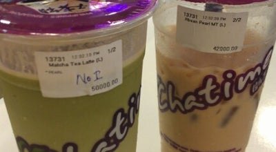 Photo of Bubble Tea Shop Chatime at Vincom Center, Vietnam