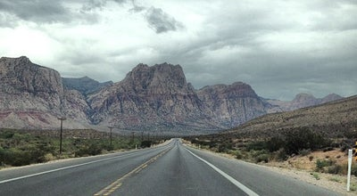Photo of Scenic Lookout Red Rock Scenic Drive at Red Rock Park, Las Vegas, NV, United States