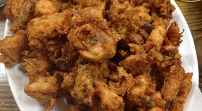 Photo of Fried Chicken Joint 거인통닭 at 중구 중구로47번길 34, 부산광역시, South Korea