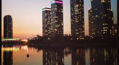 Photo of Park 송도센트럴공원 (Songdo Central Park) at 연수구 컨벤시아대로 160, 인천광역시 22004, South Korea