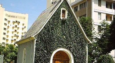 Photo of Church Santuário de Schoenstatt - Londrina at Londrina, Brazil