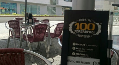 Photo of Tapas Restaurant 100 Montaditos at Estrada Da Circunvalação, Porto, Portugal