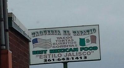 Photo of Mexican Restaurant Taqueria El Tapatio at 922 Railroad Dr, Portland, TX 78374, United States