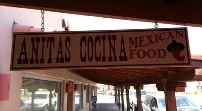 Photo of Mexican Restaurant Anita's Cocina at 57 N Valentine St, Wickenburg, AZ 85390, United States