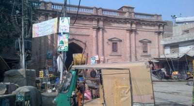 Photo of Historic Site Delhi Gate at Walled City, Lahore, Lahore, Pakistan