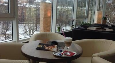 Photo of Cafe Caffe Perla at T.g.masaryka 10, Karlovy Vary 36001, Czech Republic