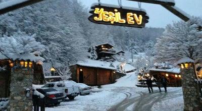 Photo of Breakfast Spot Abant Yeşil Ev Restaurant at Abant Yolu 5.km, Turkey