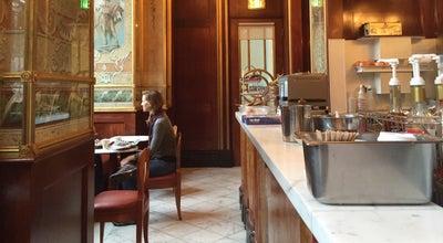 Photo of Cafe Caffe Trinity at 1145 Market St, San Francisco, CA 94103, United States
