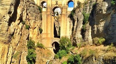 Photo of Bridge Puente Nuevo de Ronda at Puente Nuevo, Ronda 29400, Spain