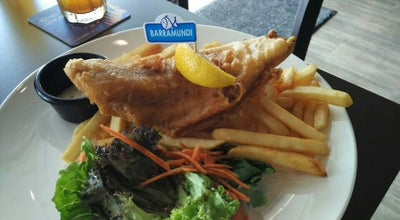 Photo of Cafe Blue Reef Fish & Chips at Elite Avenue, Bayan Lepas, Penang, Malaysia