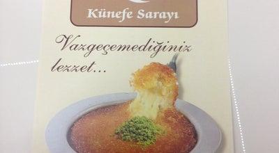 Photo of Dessert Shop künefe sarayı at Zeytinburnu, İstanbul, Turkey
