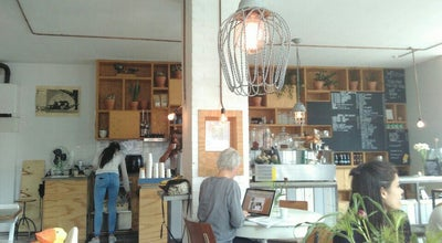 Photo of Sandwich Place BOTERHAM at Andreas Bonnstraat 2, Amsterdam 1091 AX, Netherlands