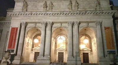 Photo of Library New York Public Library - Find The Future at 476 5th Ave, New York, NY 10018, United States