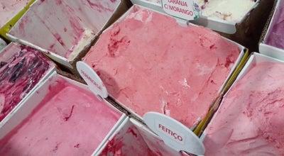 Photo of Ice Cream Shop Sabor e Sonho sorveteria at Av. Presidente Kenedy, Indaiatuba 13334-170, Brazil