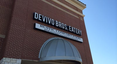 Photo of Italian Restaurant DeVivo Bros. Eatery at 750 S Main St, Keller, TX 76248, United States