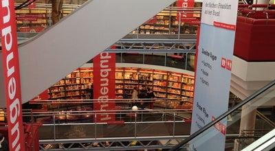 Photo of Bookstore Hugendubel at Steinweg 12, Frankfurt am Main 60313, Germany