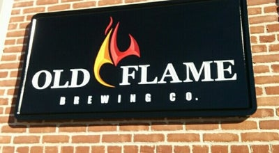 Photo of Brewery Old Flame Brewing Co. at 135 Perry St, Port Perry, ON L9L 1B8, Canada