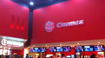 Photo of Movie Theater Cinemex at Av. Central Manzana 632  # Exterior 50, Ecatepec 55120, Mexico