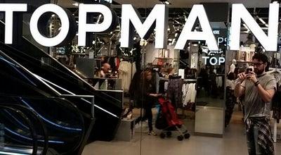Photo of Men's Store Topman at Westfield Stratford City, Stratford E20 1EQ, United Kingdom