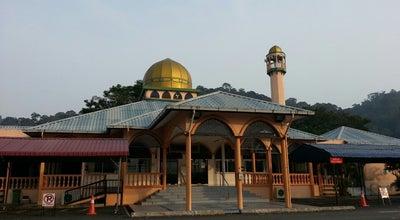Photo of Mosque Masjid Saidina Ali Abi Talib at Bukit Sekilau, Kuantan, Malaysia