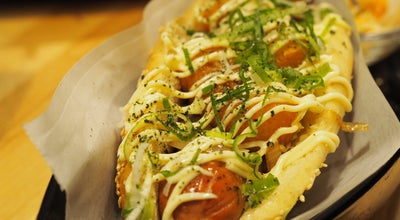 Photo of Hot Dog Joint OiShii at Schönhauser Allee 65, Berlin 10437, Germany