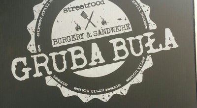 Photo of Burger Joint Gruba Buła at Ul. Starowiślna 81, Krakow 33-332, Poland