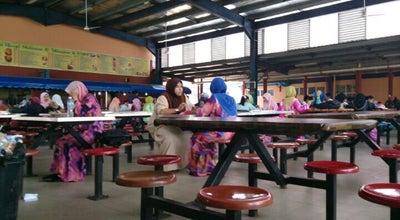 Photo of College Cafeteria Cafe D KMPP at Kolej Matrikulasi Pulau Pinang, Malaysia