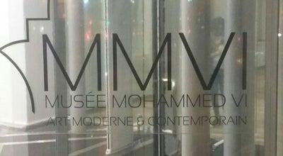 Photo of Art Museum Musée Mohammed VI - Art Moderne & contemporain at Angle Av Moulay El Hassan Et Av Allal Ben Abdellah,  10000, Rabat 10000, Morocco