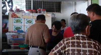 Photo of Chinese Restaurant Seremban Beef Noodle 新儒记牛腩粉 at Pasar Besar Seremban, Seremban, Malaysia