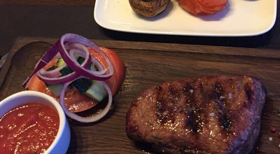 Photo of BBQ Joint Grill Сад at Наб. Степана Разина, 1, Тверь, Russia