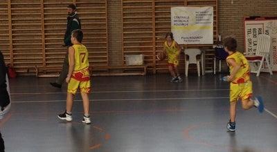 Photo of Basketball Court Salle de Basket de La Docherie at Rue De Jumet 365, Marchienne-au--Pont 6030, Belgium
