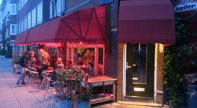 Photo of Modern European Restaurant Cafe Cook at James Cookstraat 2, Amsterdam 1056 RZ, Netherlands