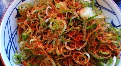 Photo of Ramen / Noodle House 丸亀製麺 春日部緑町店 at 緑町6-14-1, 春日部市, Japan