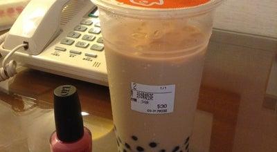 Photo of Tea Room Coco's Pearl tea drinks at Taiwan