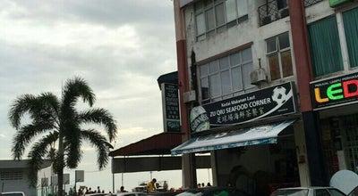 Photo of Chinese Restaurant Zu Qiu Seafood Corner 足球场海鲜茶餐室 at Pontian Kechil, Malaysia