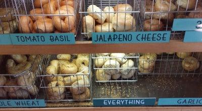 Photo of Bagel Shop Bagelry at 320 Cedar St., Santa Cruz, CA 95060, United States