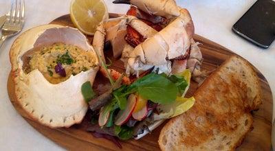 Photo of Seafood Restaurant Bonnie Gull Seafood Shack at 21a Foley Street, London W1W 6DS, United Kingdom