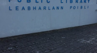 Photo of Library Dublin City Public Library Cabra at Navan Road, Cabra 7, Ireland