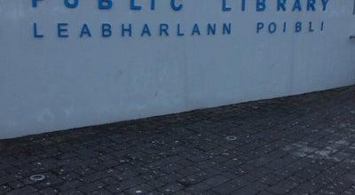Photo of Library Dublin City Public Library Cabra at Navan Road, Cabra 7, Ireland