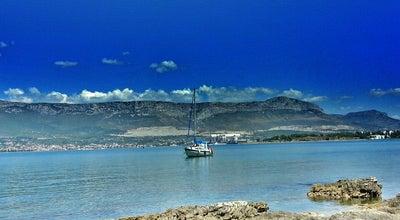 Photo of Beach Prva Voda at Croatia